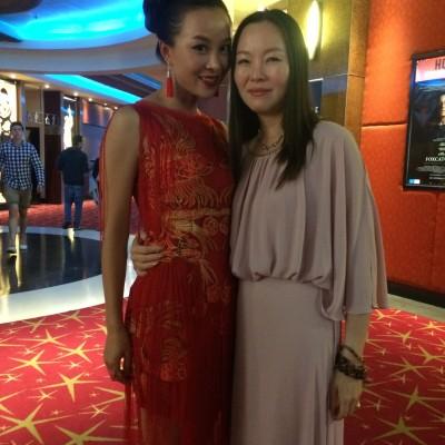 Livia with WeiYi
